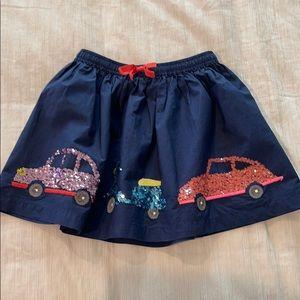 NWOT Mini Boden Skirt